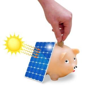 panneau solaire rendement